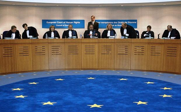 European Court of Human Rights, Strasbourg, France. Photo: AFP/Getty Images.